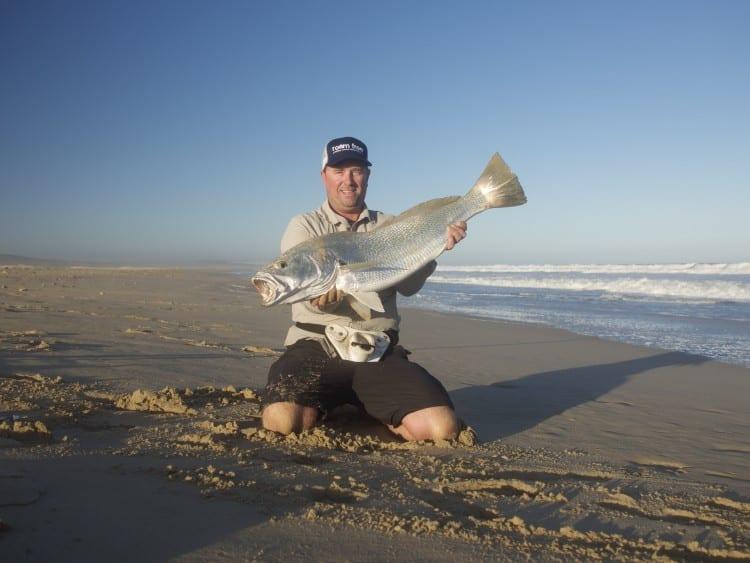 Who needs a job when you've got a cob? #cob #salmon #onshorefishing _1220787