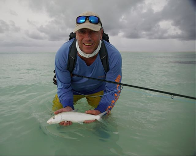 Pound for pound, bonefish are up there with the best! #bonefish #seychelles #flats