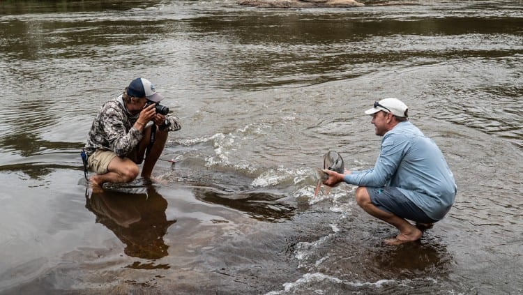 Behind the scenes from a recent trip to Tanzania