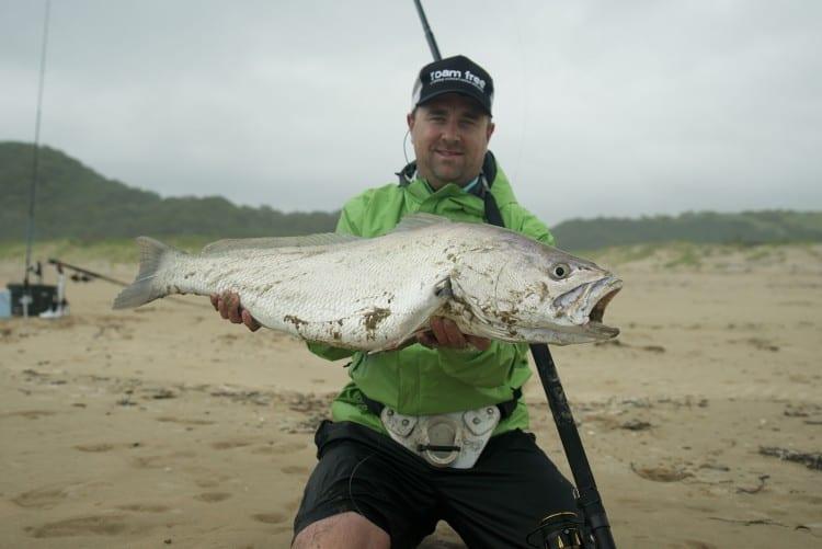 Salmon in the Transkei ! DSC07672