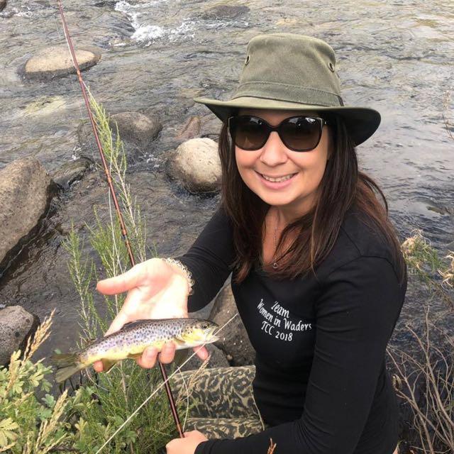Bushmans River – Little brown trout