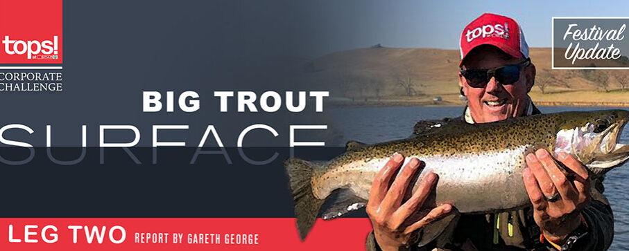 Big Trout surface