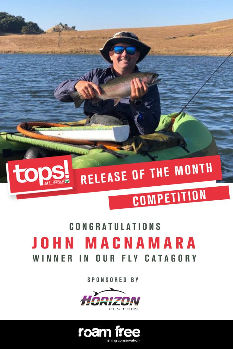 Excited to announce one of our first winners in the TOPS release of the month competition. Congratul