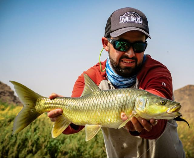 This one will go down as one of my favorite catches. Sight fished largie on the Kalahari Outventures