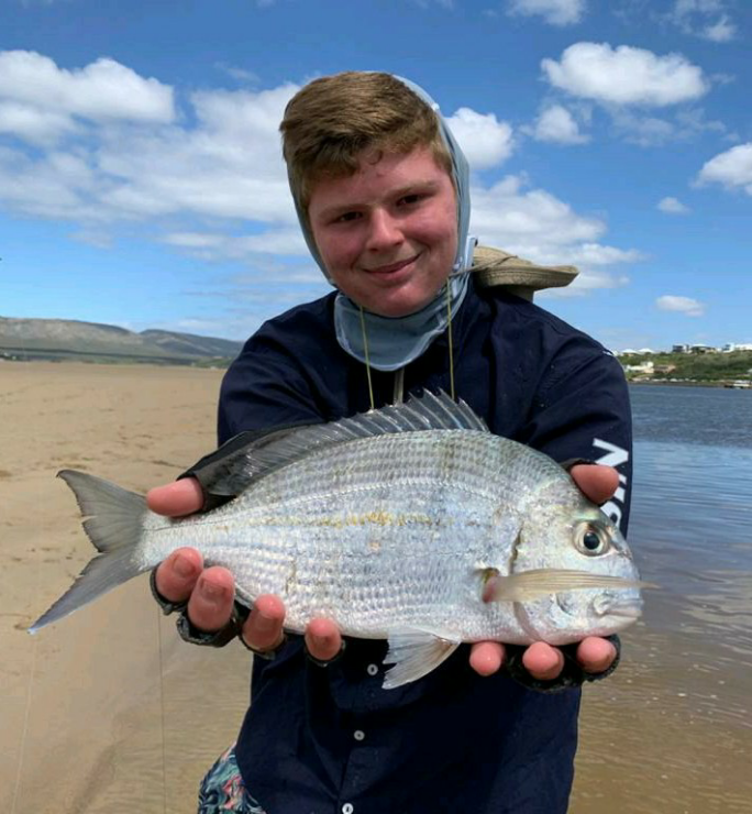 Beautiful 36cm Stumpnose at the Breede